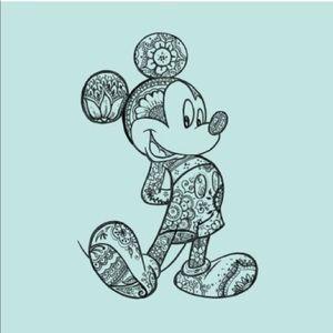 a540d793e Disney Tops | Plus Size Mickey Mouse Hannah Laced Tee | Poshmark